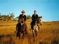 wwoofers-horseriding
